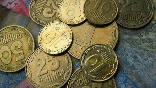 Нацбанк предлагает отказаться от выпуска мелких монет