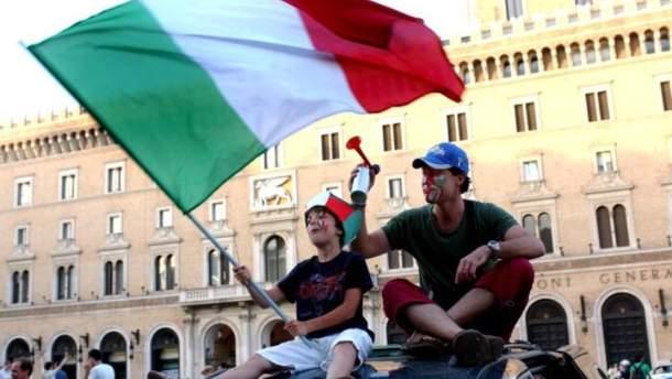 Італія отримала офіційний гімн