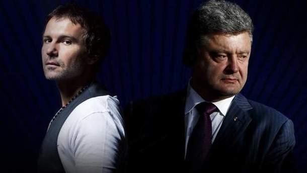 Топ-10 лідерів думок за розміром аудиторії в Facebook і Twitter в Україні