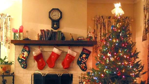 Різдво 25 грудня