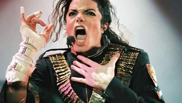 Майкл Джексон предсказал захват Украиной Москвы?