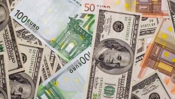 Наличный курс валют 16 ноября в Украине