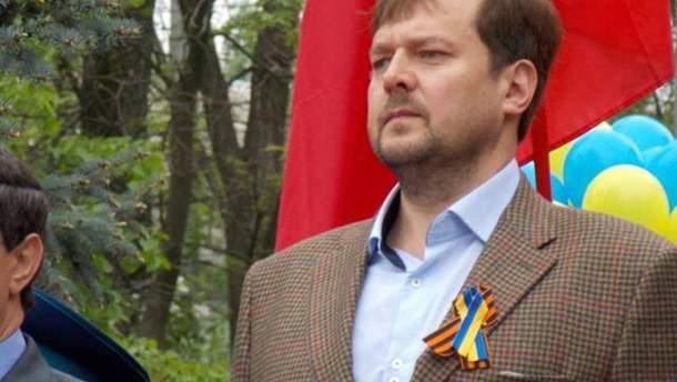 Через заяви Євгена Балицького щодо відділення Мелітополя прокуратура відкрила справу
