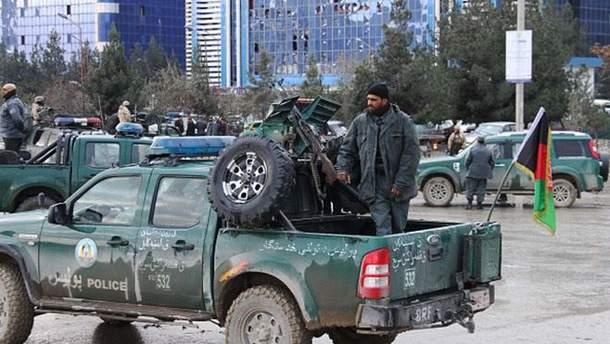 Теракт в Афганістані