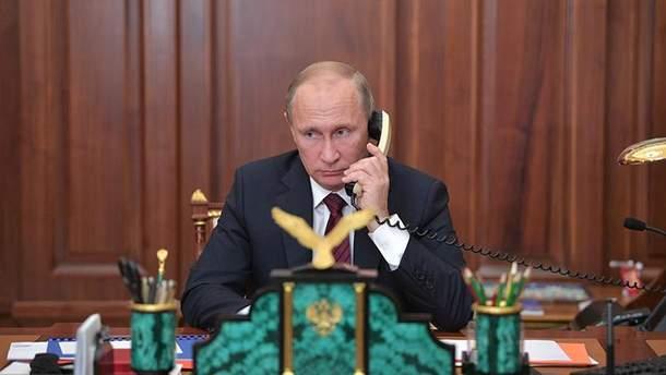 У Кремлі зробили заяву щодо впливу Путіна на терористів