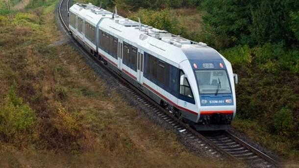 """""""Укрзалізниця"""" запускає потяг зі Здолбунова до польського Хелма"""