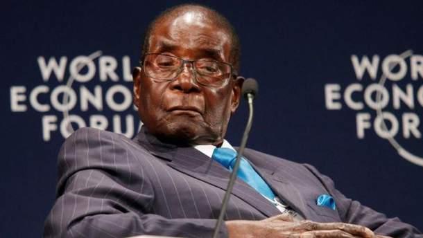 Военное восстание в Зимбабве символизирует конец правления диктатора Магубе