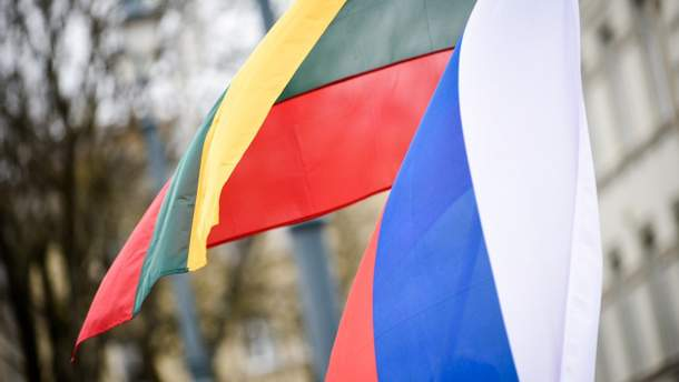 Литва вдарить по росіянах-порушниках прав людини