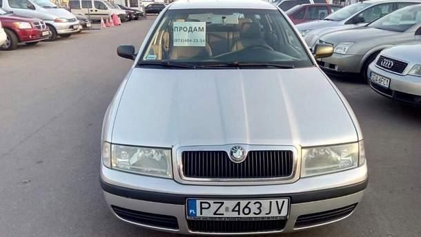 """Авто на """"евробляхах"""""""