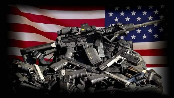 Зброя США для України