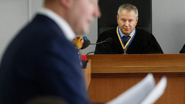 Суд у справі Януковича