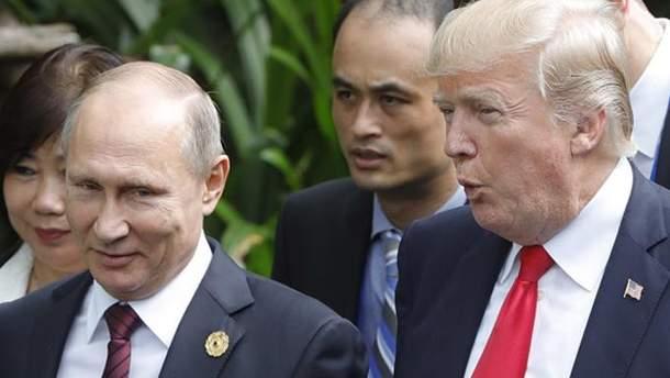 Трамп буде уникати конфліктів з Путіним