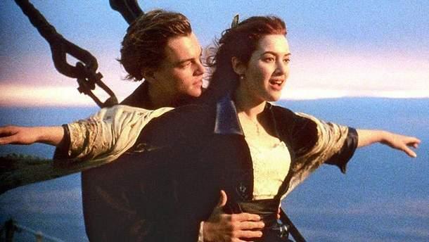 """Невідома кінцівка """"Титаніка"""""""