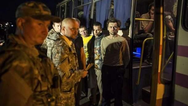 Главари боевиков готовят списки для обмена пленными с Украиной