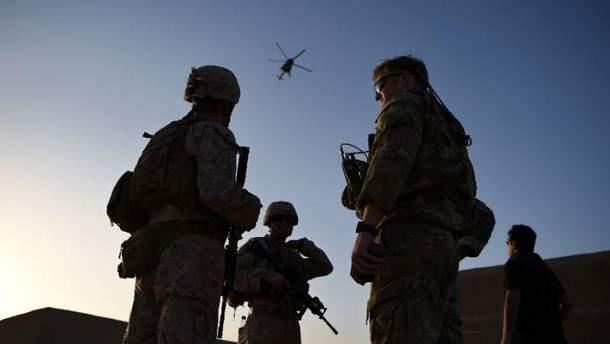США перекинули ще 3 тисячі військових до Афганістану