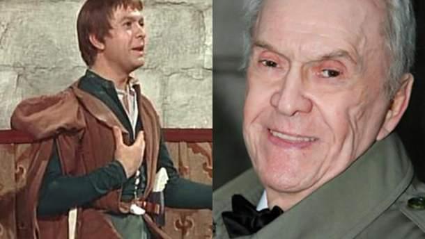 """Робер Ірш актор фільму """"Три мушкетери"""" помер"""