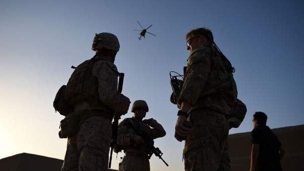 США перебросили еще 3000 военных в Афганистан