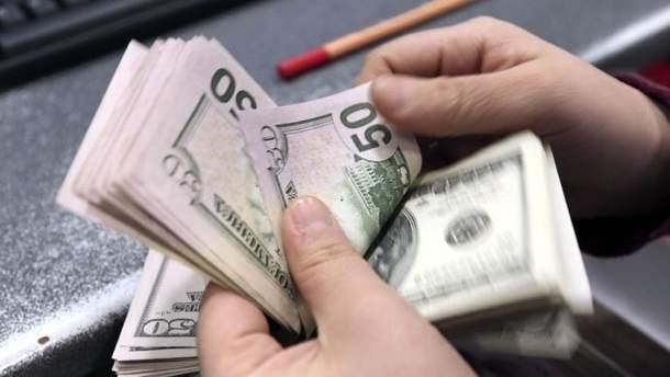 Наличный курс валют 17 ноября в Украине