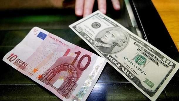 Курс валют НБУ на 20 ноября