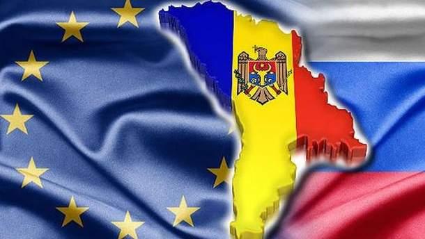 Молдова на роздоріжжі