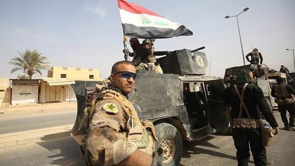 """Войска Ирака начали спецоперацию против последнего оплота """"ИГ"""""""