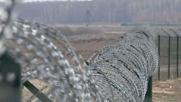 Росія розпочала будівництво стіни на адмімкордоні з окупованими Кримом