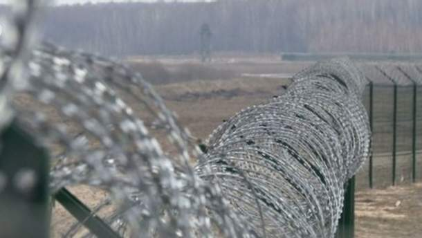 Россия начала строительство стены на админгранице с оккупированными Крымом