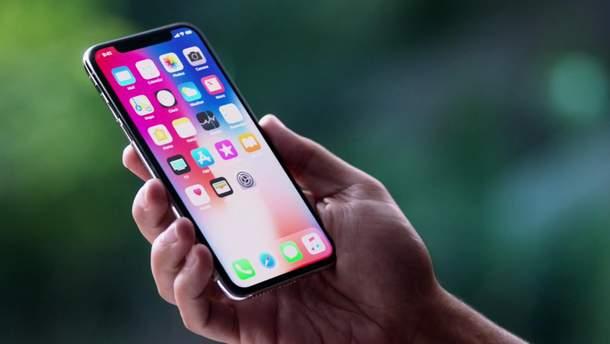 Продаж iPhone X в Україні