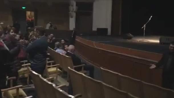 В Одессе сорвали концерт российского артиста Константина Райкина