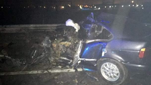 В Харькове произошло смертельное ДТП