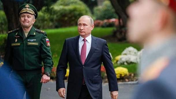 Путин меняет стратегию России относительно Украины
