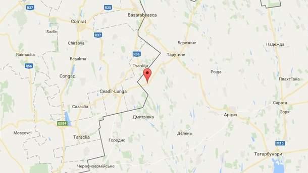 Новый пункт пропуска в Одесской области
