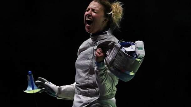 Ольга Харлан виграла Кубок світу в Бельгії
