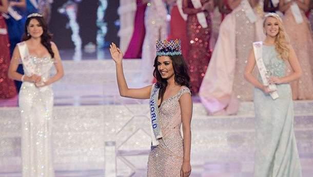 Титул Міс Світу-2017 здобула представниця Індії Мануші Чхіллар