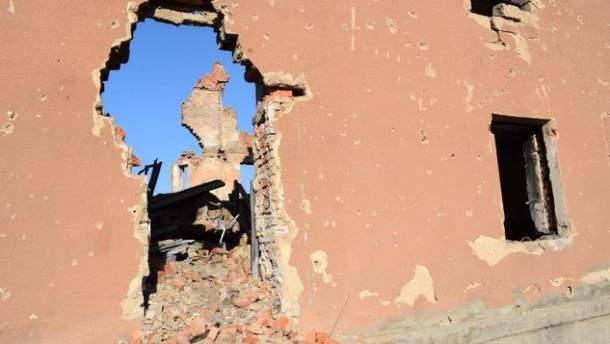 Терористи обстрілюють позиції українських військових в зоні АТО