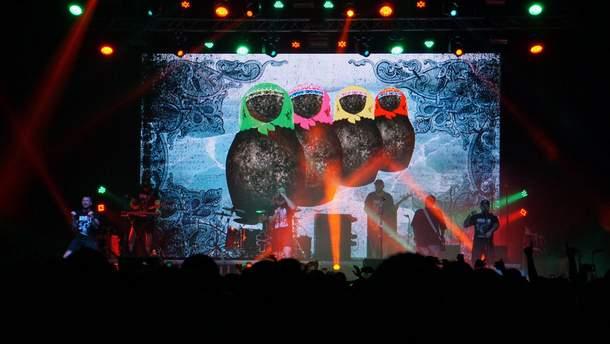Концерт Brutto у Києві