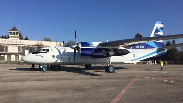 Аеропорт Тернополя підписав угоду з авіакомпанією