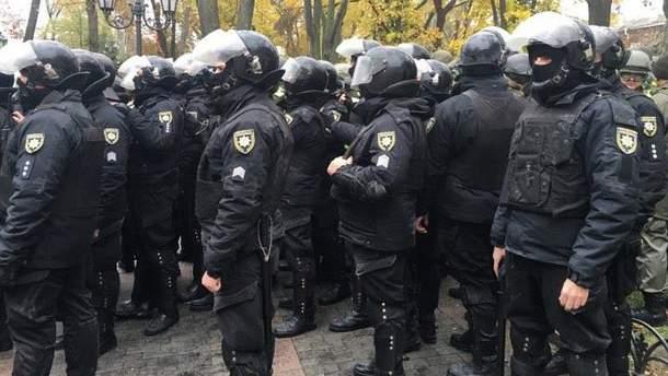 Поліція Одещини