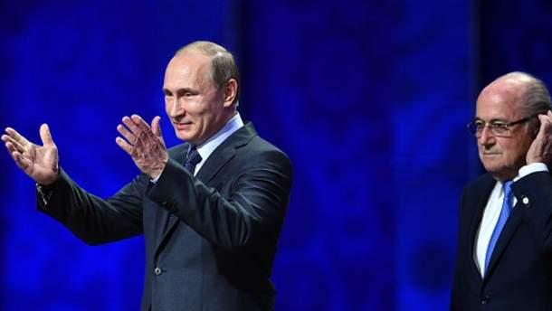 Росію у світі по-справжньому ніхто не поважає