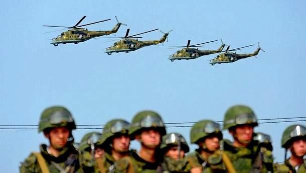 Росія готується до активних бойових дій