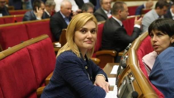 ГПУ закидає Тетяні Остріковій ухилення від сплати податків