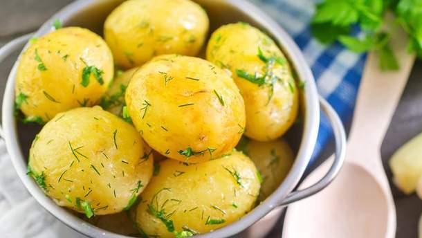 Как правильно варить картофель, сколько варить картофель