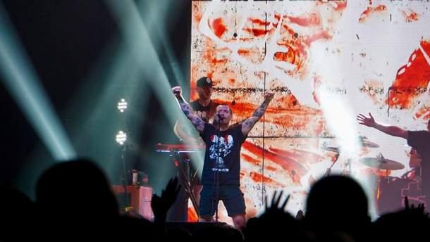 Концерт Brutto в Киеве