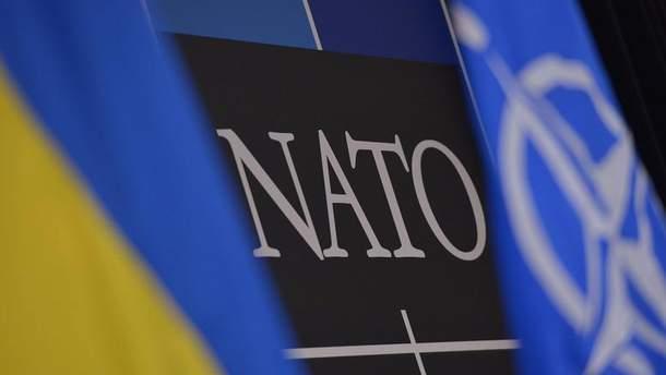 Вступление в НАТО поддерживают 62% украинцев