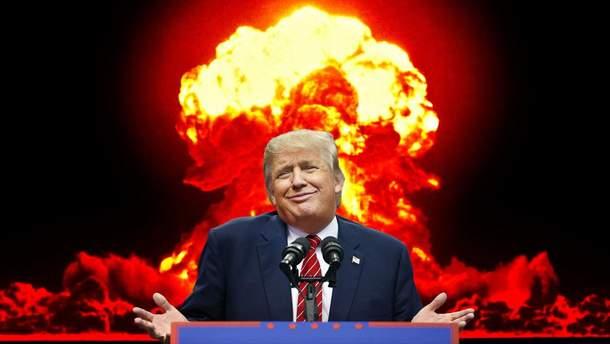 Небезпечна комбінація: Трамп і ядерна зброя