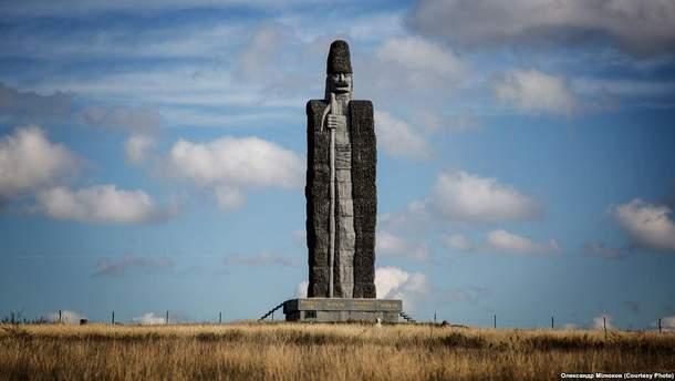 Самая высокая в мире статуя чабана