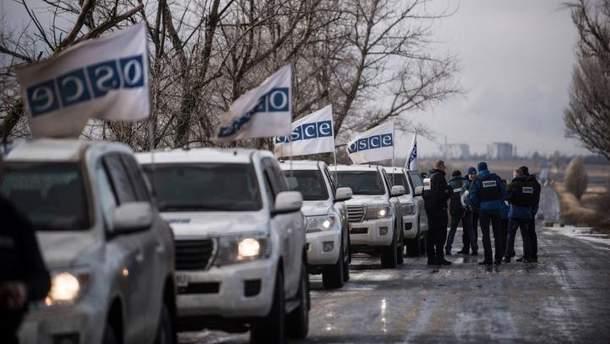 Миссия ОБСЕ на Донбассе будет лишь наблюдать