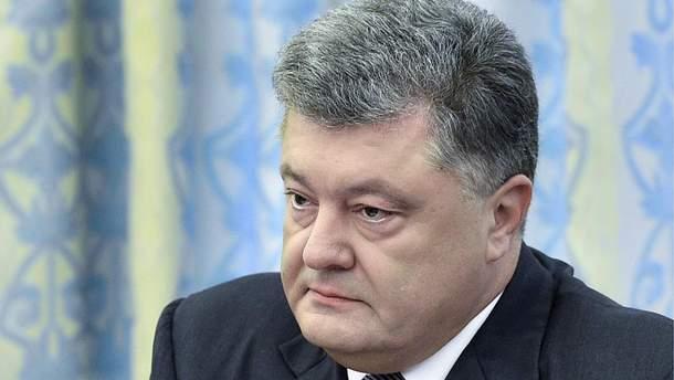 Петро Порошенко відправився до Дніпропетровської області