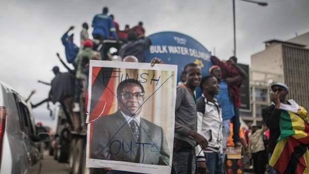 Військовий переворот у Зімбабве: чому диктатор Мугабе втратив свою владу?