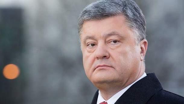Порошенко заявил, что украинская армия должна соответствовать стандартам НАТО